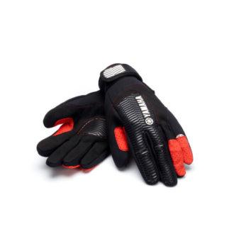 gants yam rouge