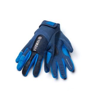 gants yan bleu
